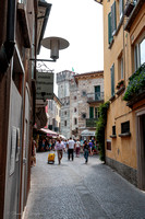 The Streets of Sirmione