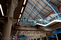 Inside St Pancras International